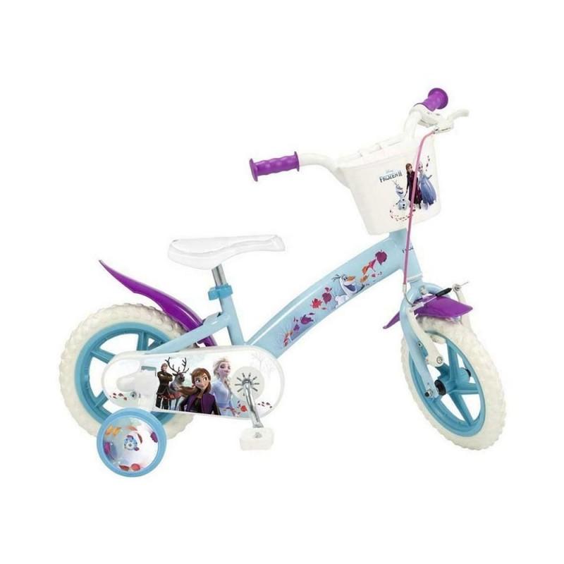 Bicicletta Frozen 2 Taglia 12 - MazzeoGiocattoli.it