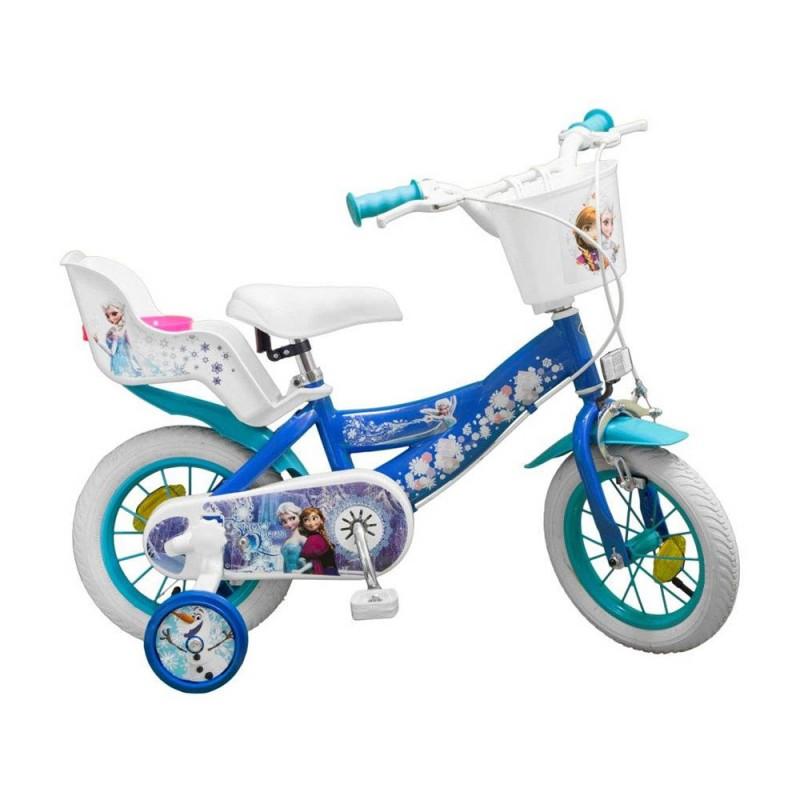 Bicicletta Frozen Taglia 14  - MazzeoGiocattoli.it