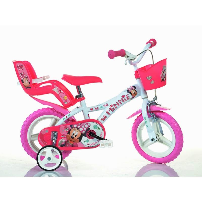 Bicicletta Minnie 12 Pollici - Dino Bikes  - MazzeoGiocattoli.it