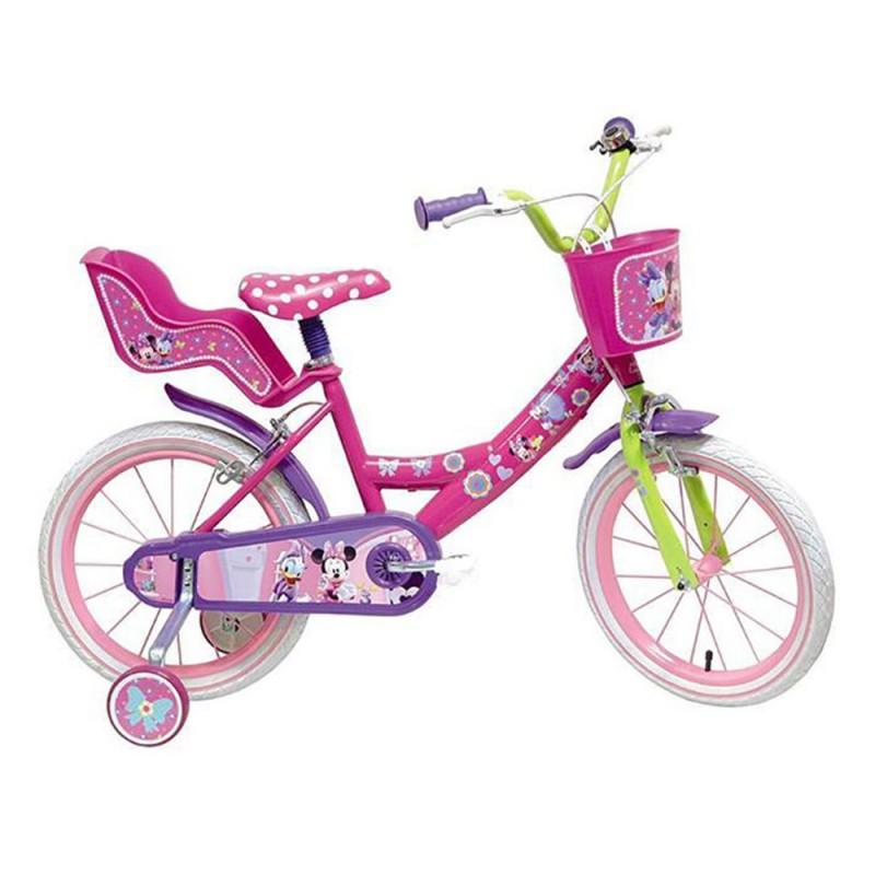 Bicicletta Minnie Ruota Da 16 Pollici  - MazzeoGiocattoli.it