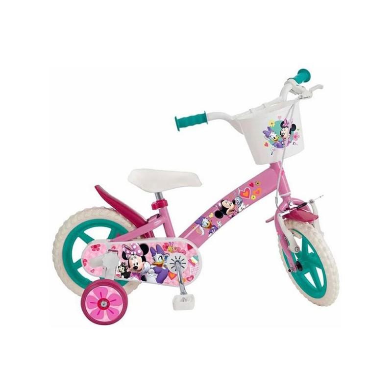 Bicicletta Minnie Taglia 12  - MazzeoGiocattoli.it