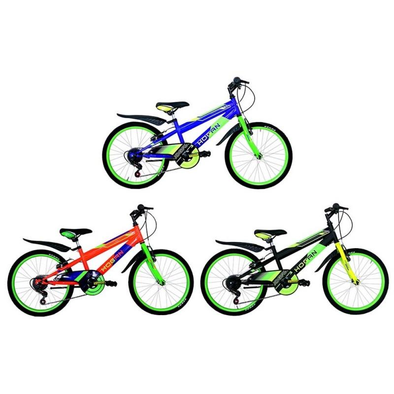 Bicicletta Mountain Bike Ruota 20 Per Ragazzo - Masciaghi  - MazzeoGiocattoli.it
