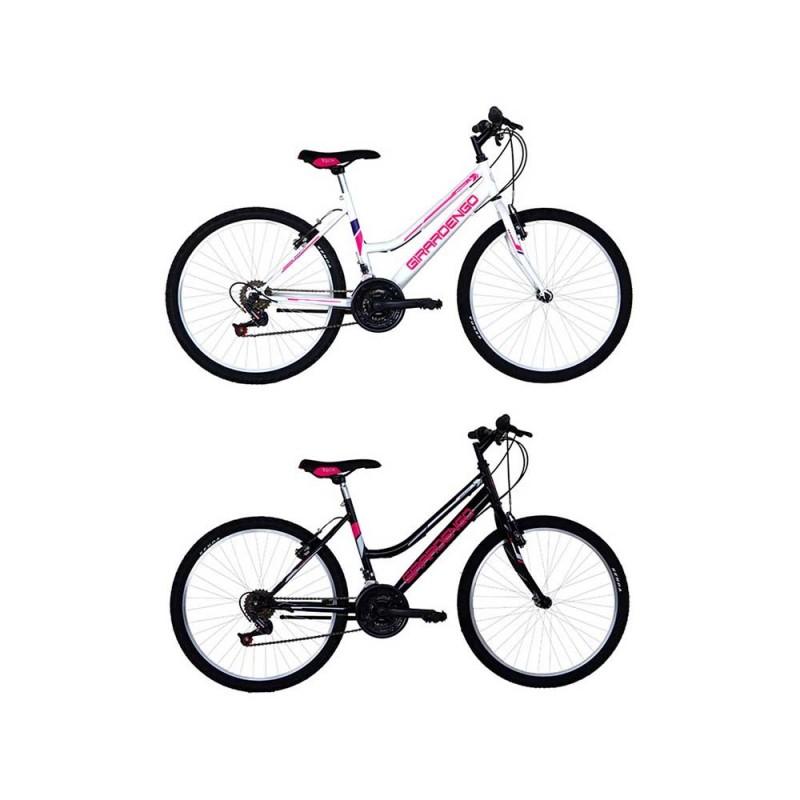 Bicicletta Mountain Bike Ruota 24 Per Ragazza - Masciaghi  - MazzeoGiocattoli.it