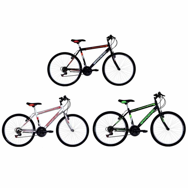 Bicicletta Mountain Bike Ruota 24 Per Ragazzo - Masciaghi  - MazzeoGiocattoli.it