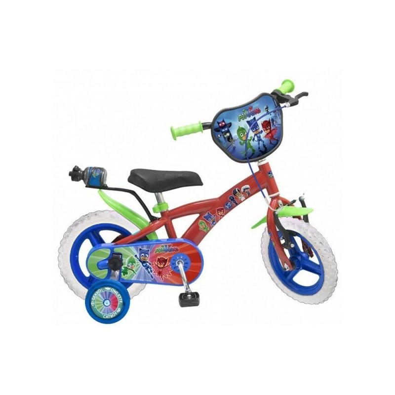 Bicicletta Pj Masks Taglia 12  - MazzeoGiocattoli.it