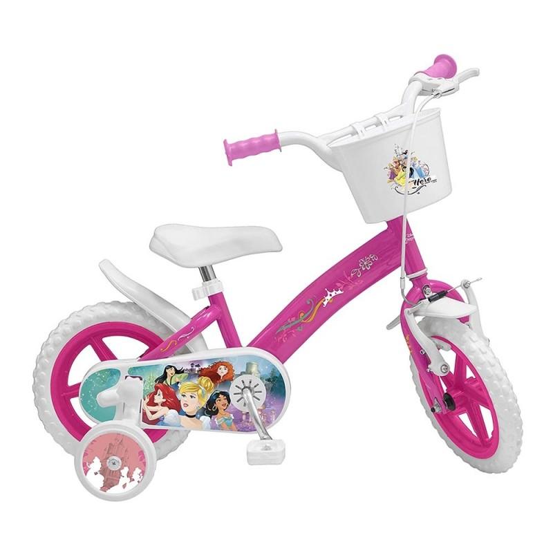 Bicicletta Principesse Taglia 12  - MazzeoGiocattoli.it