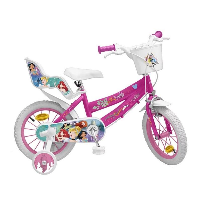 Bicicletta Principesse Taglia 14  - MazzeoGiocattoli.it