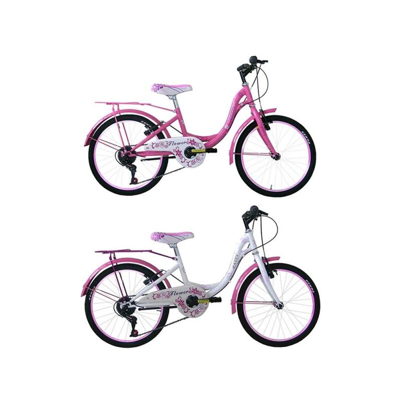 Bicicletta Ruota 20 Per Ragazza - Masciaghi  - MazzeoGiocattoli.it