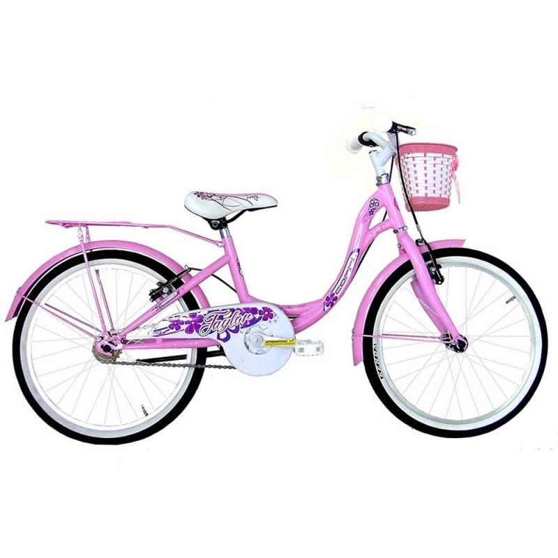 Bicicletta Ruota 20 Per Ragazza Rosa - Masciaghi - MazzeoGiocattoli.it