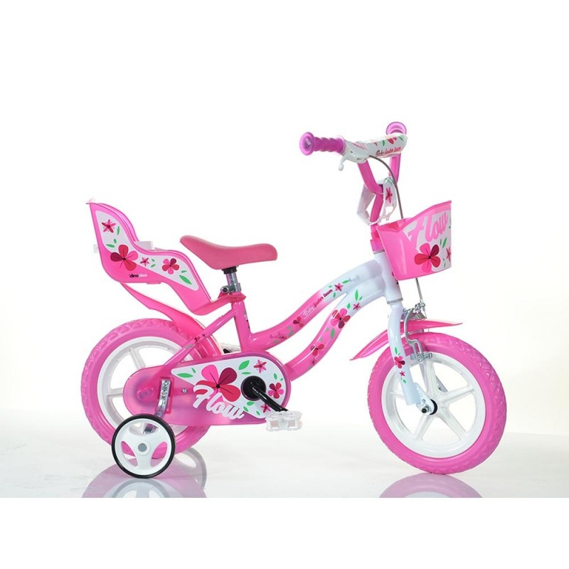 Bicicletta Taglia 12 Flow - Dino Bikes - MazzeoGiocattoli.it