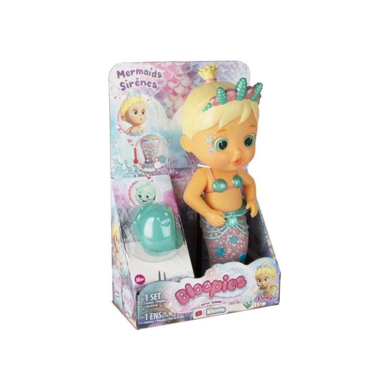 Bloopies Sirenetta Flowy - Imc Toys  - MazzeoGiocattoli.it