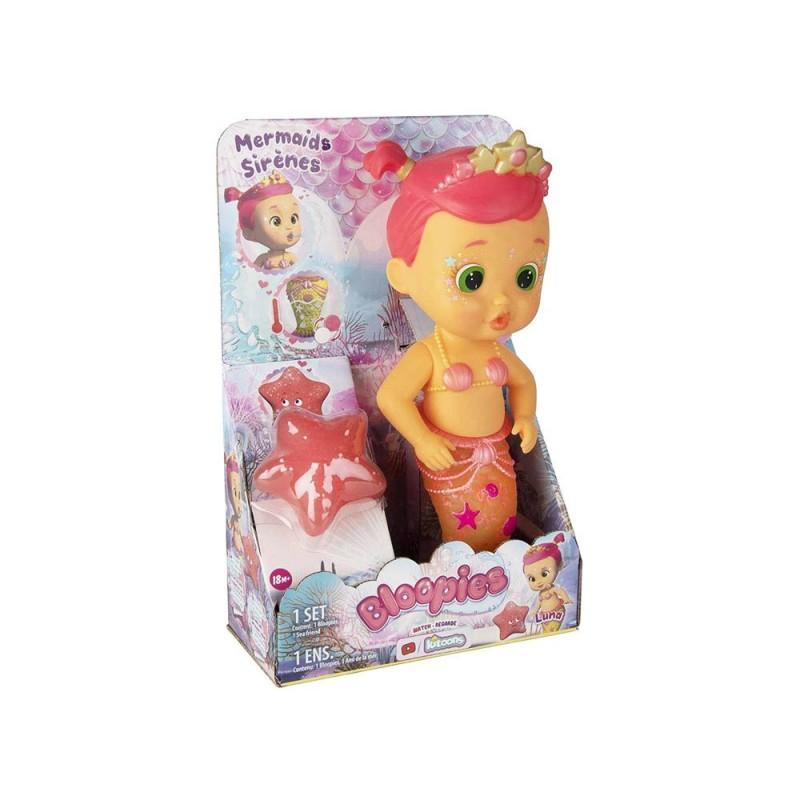 Bloopies Sirenetta Luna - Imc Toys  - MazzeoGiocattoli.it