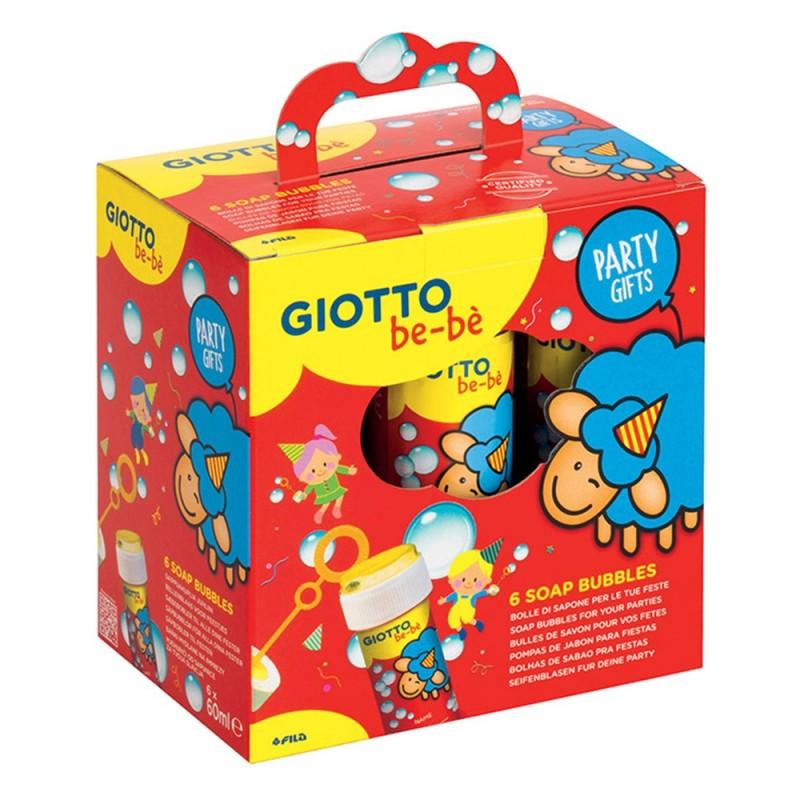 Bebè Party Gifts Bolle Sapone - Giotto  - MazzeoGiocattoli.it