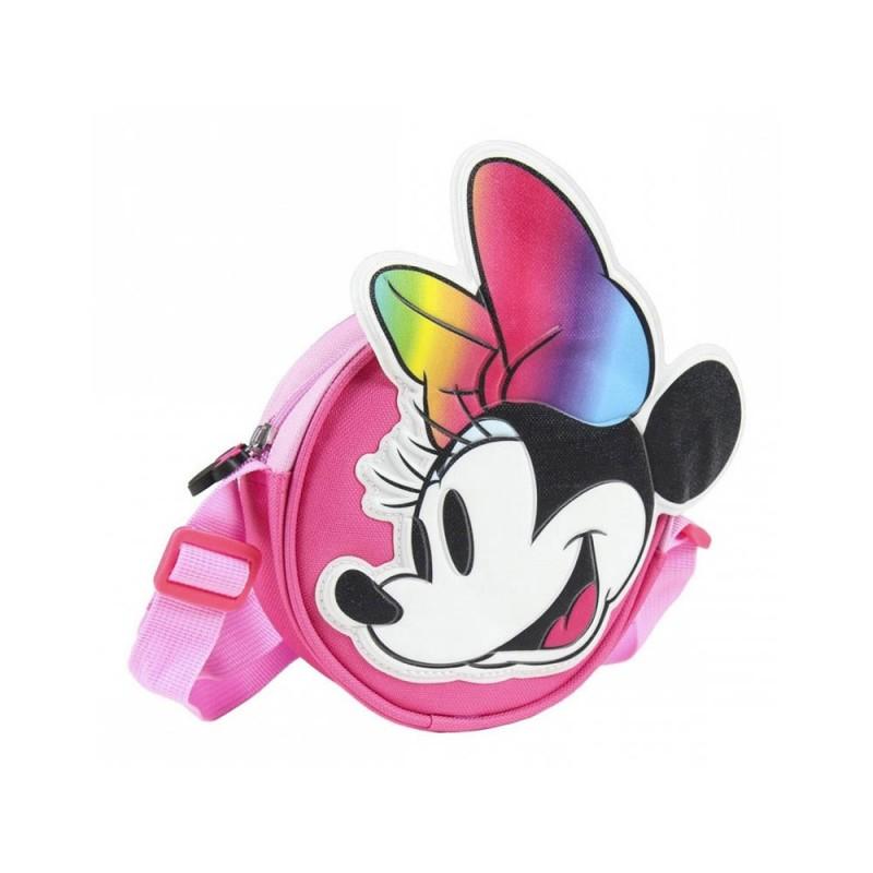 Borsa A Tracolla 3D Minnie Mouse - Cerdà  - MazzeoGiocattoli.it