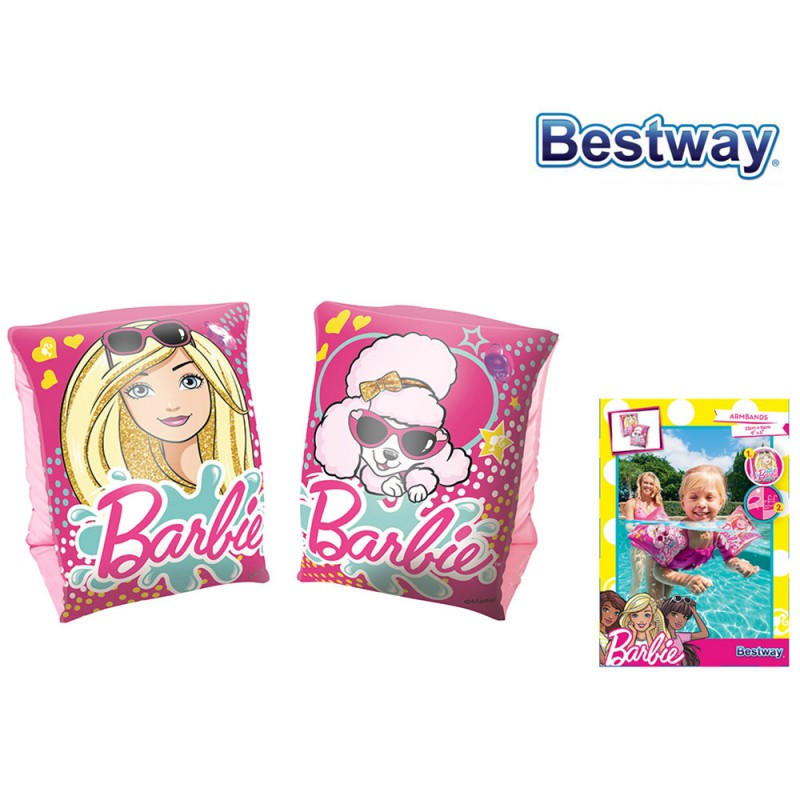 Braccioli Barbie - Bestway  - MazzeoGiocattoli.it