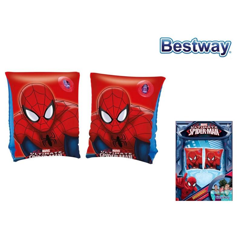 Braccioli Per Bimbi Spider Man - Bestway  - MazzeoGiocattoli.it