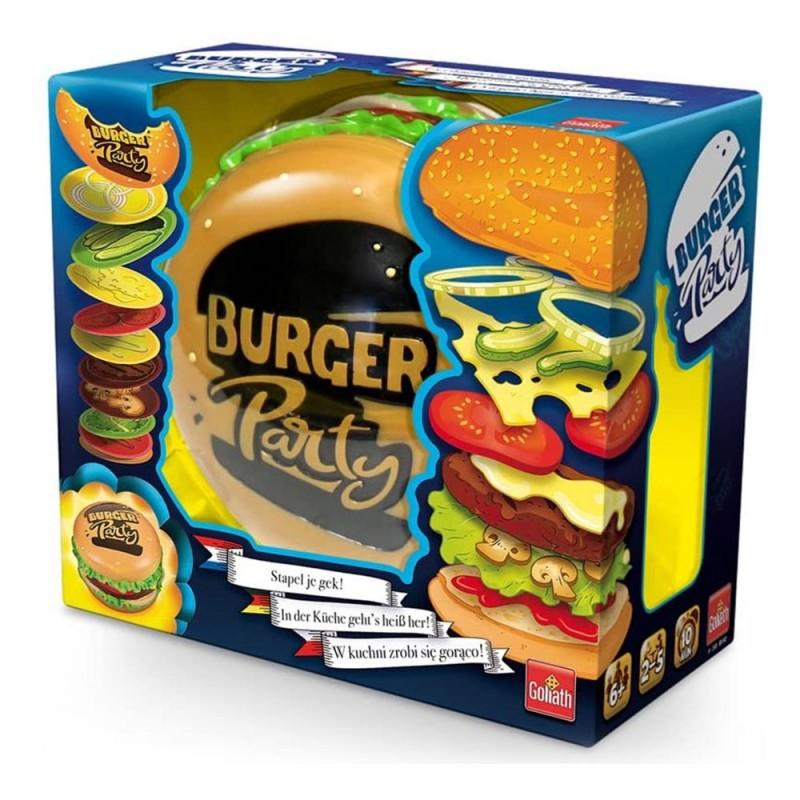 Burger Party - Rocco Giocattoli  - MazzeoGiocattoli.it
