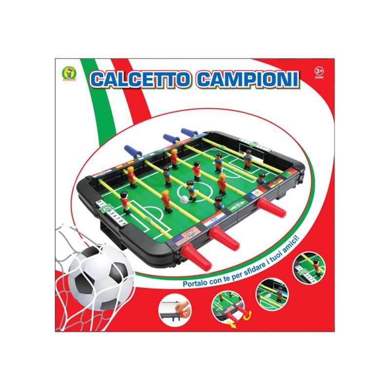 Calcetto Campioni - Mazzeo Giocattoli  - MazzeoGiocattoli.it