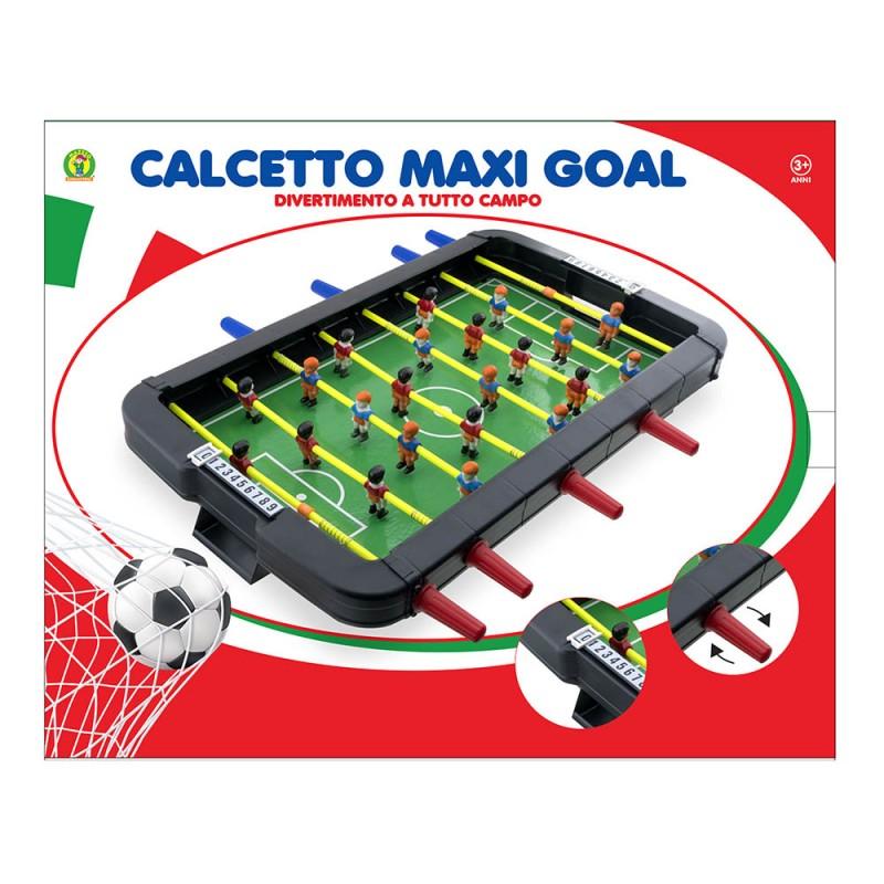 Calcetto Maxi Goal - Mazzeo Giocattoli  - MazzeoGiocattoli.it
