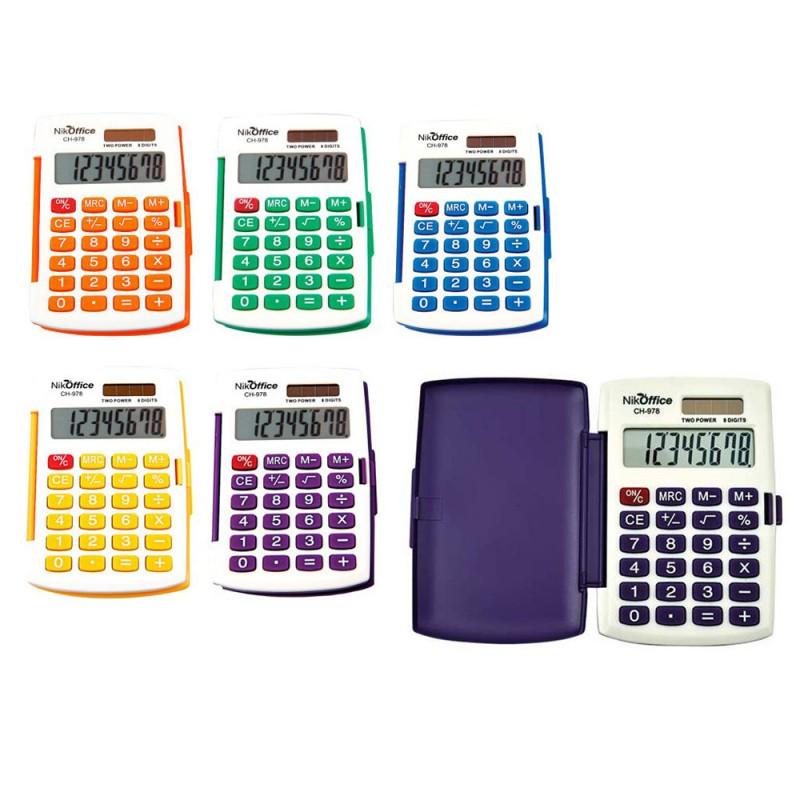 Calcolatrice Tascabile CH978  - MazzeoGiocattoli.it