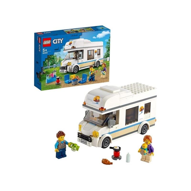 Camper Delle Vacanze Giocattolo - Lego City  - MazzeoGiocattoli.it