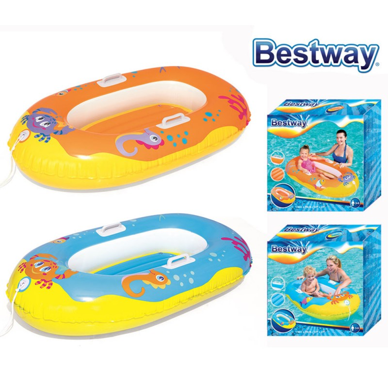 Canottino Granchio - Bestway - MazzeoGiocattoli.it