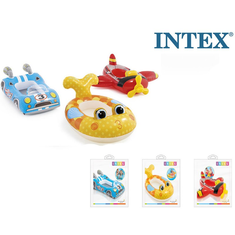 Canottino Mare - Intex  - MazzeoGiocattoli.it