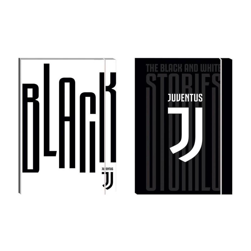 Cartellina Con Elastico Juventus - Seven  - MazzeoGiocattoli.it