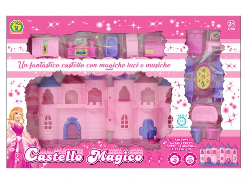 Castello Magico - Mazzeo Giocattoli - MazzeoGiocattoli.it