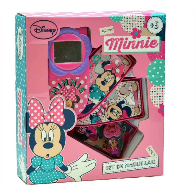 Cofanetto Make Up Telefono Minnie - Disney      - MazzeoGiocattoli.it