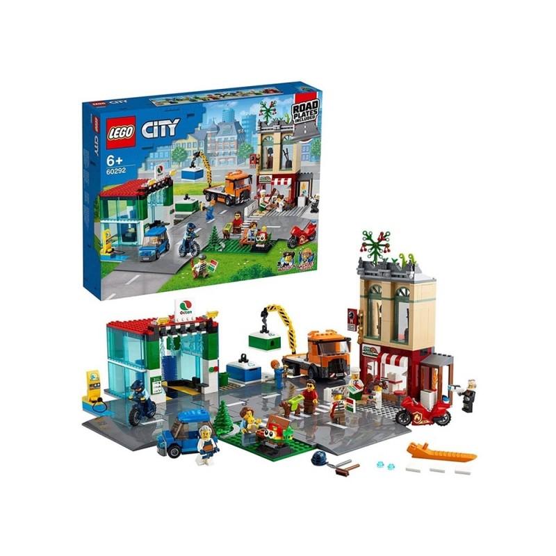 Centro Città - Lego City  - MazzeoGiocattoli.it
