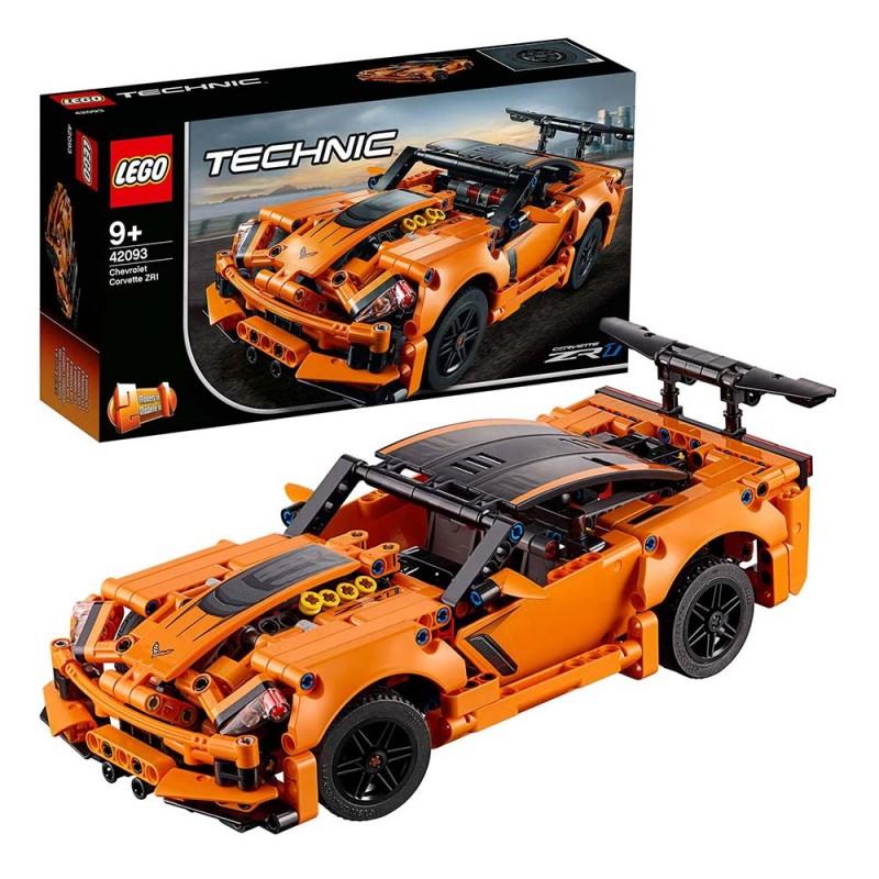 Chevrolet Corvette ZR1, Modello 2 In 1 - Lego Technic  - MazzeoGiocattoli.it