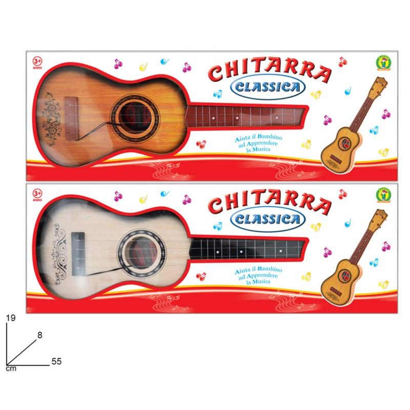 Chitarra Classica Per Bambini - Mazzeo Giocattoli  - MazzeoGiocattoli.it
