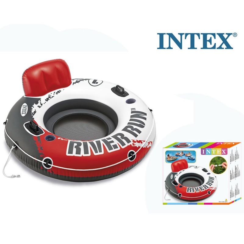 Ciambellona Gonfiabile River Run 135cm - Intex  - MazzeoGiocattoli.it