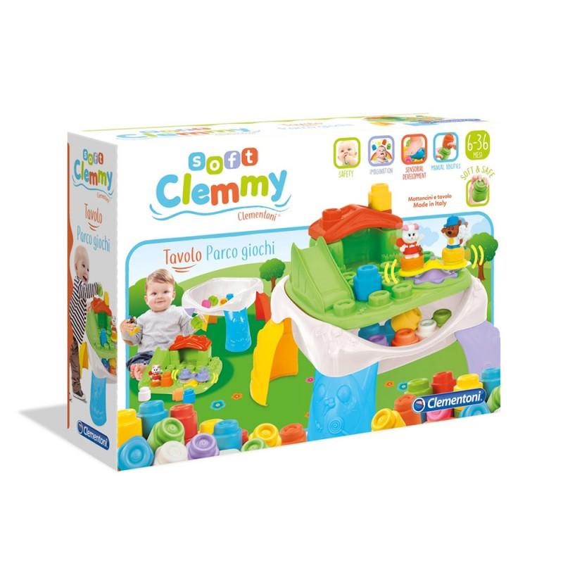 Clemmy Baby Tavolo Parco Giochi - Clementoni - MazzeoGiocattoli.it