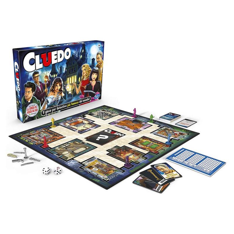 Cluedo 2020 - Hasbro  - MazzeoGiocattoli.it