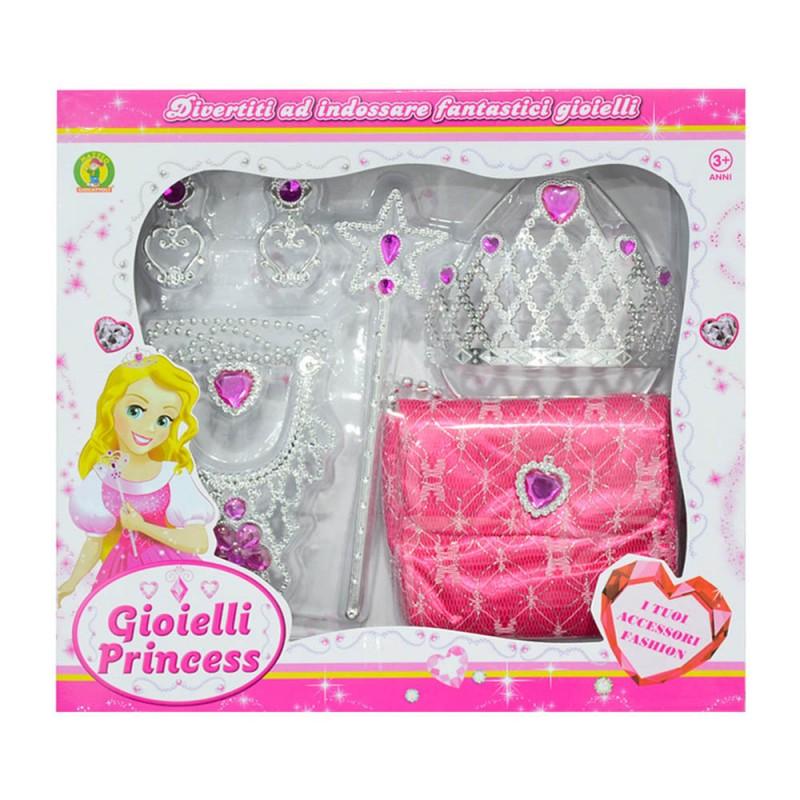 Set Gioielli Giocattolo - Gioielli Princess - Mazzeo Giocattoli  - MazzeoGiocattoli.it