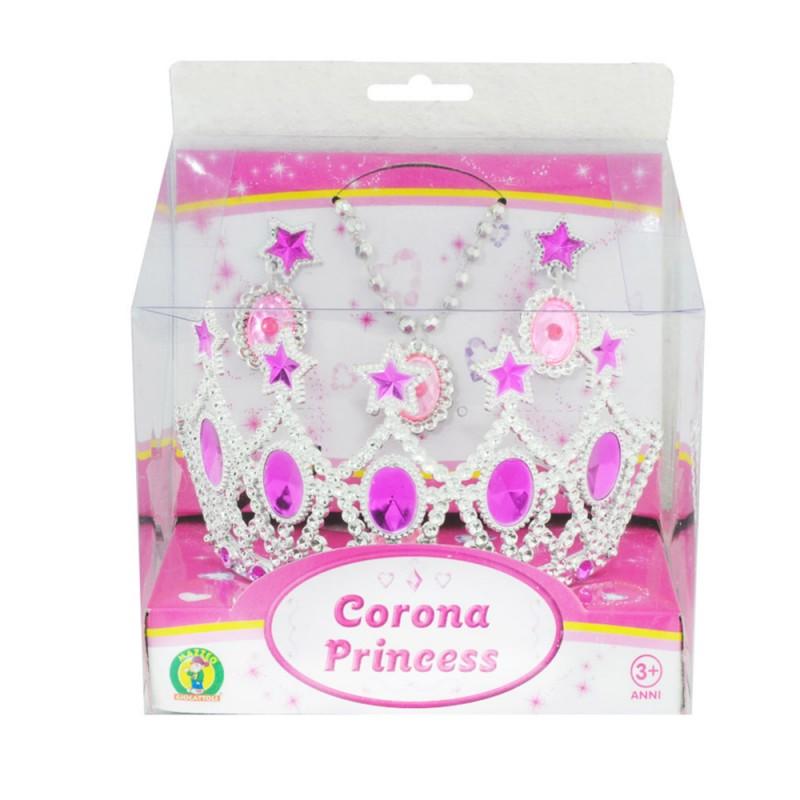Corona E Gioielli Giocattolo - Corona Princess - Mazzeo Giocattoli  - MazzeoGiocattoli.it
