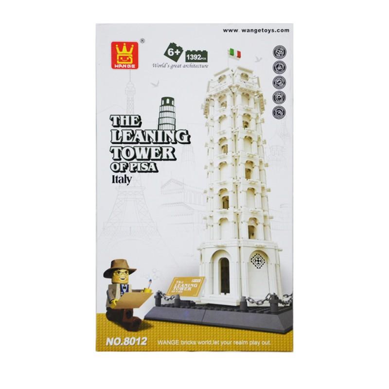 Costruzioni Torre Di Pisa - Mazzeo Giocattoli - MazzeoGiocattoli.it