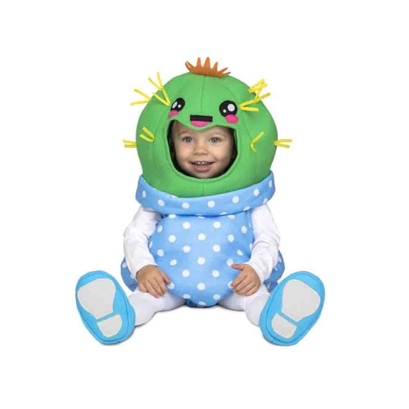 Costume Balloon Cactus Per Neonati - Taglia 7-12 Mesi  - MazzeoGiocattoli.it