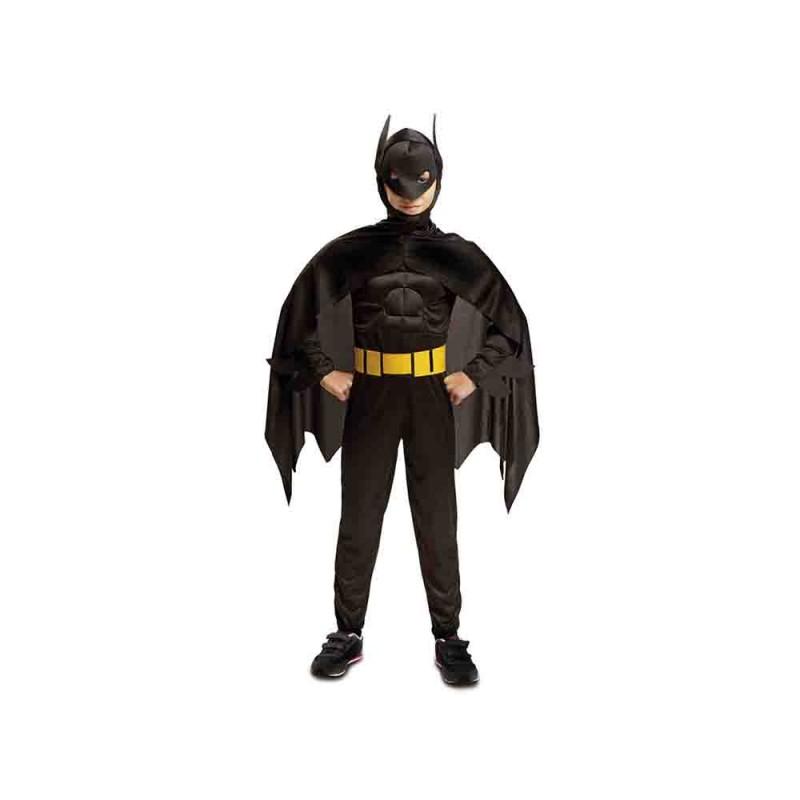 Costume Blackman Per Bambini 7-9 Anni  - MazzeoGiocattoli.it