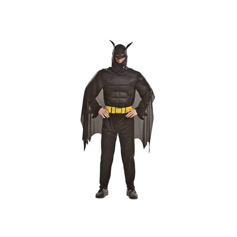 Costume Blackman, Adulto Taglia M-L - MazzeoGiocattoli.it