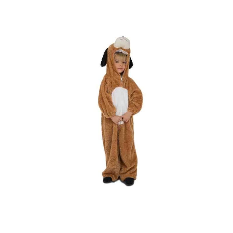 Costume Da Cane Unisex Per Bambino O Bambina - 1-2 Anni - MazzeoGiocattoli.it
