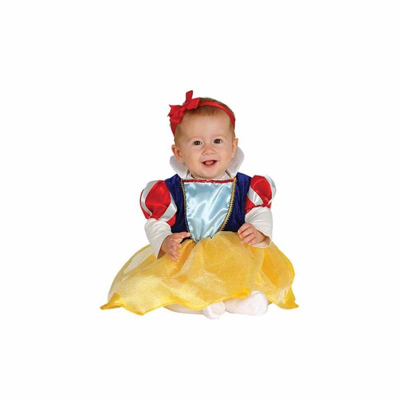 Costume Da Neonata Baby Principessa 6/12 Mesi Femmina - MazzeoGiocattoli.it