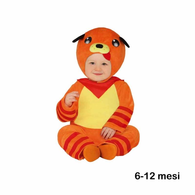 Costume Da Cagnolino Per Neonati, Little Dog 6-12 Mesi - MazzeoGiocattoli.it