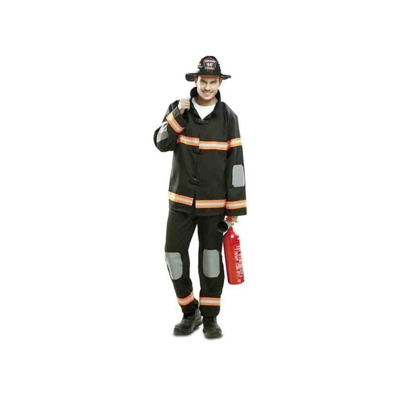 Costume Da Pompiere Adulto Taglia M-L - MazzeoGiocattoli.it