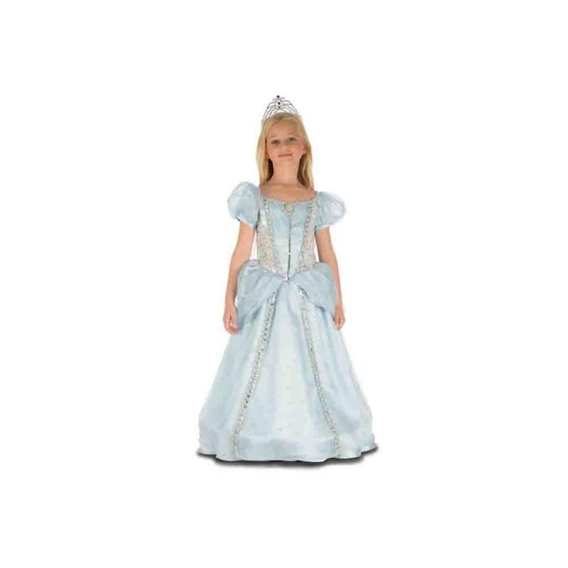 Costume Da Principessa Taglia 7-9 Anni - MazzeoGiocattoli.it