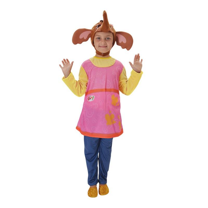 Costume Bing Di Sula - Per Bambina - MazzeoGiocattoli.it