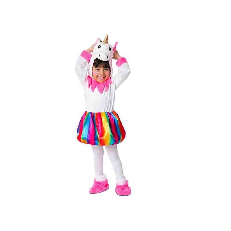 Costume Da Unicorno Taglia 3-4 Anni - MazzeoGiocattoli.it
