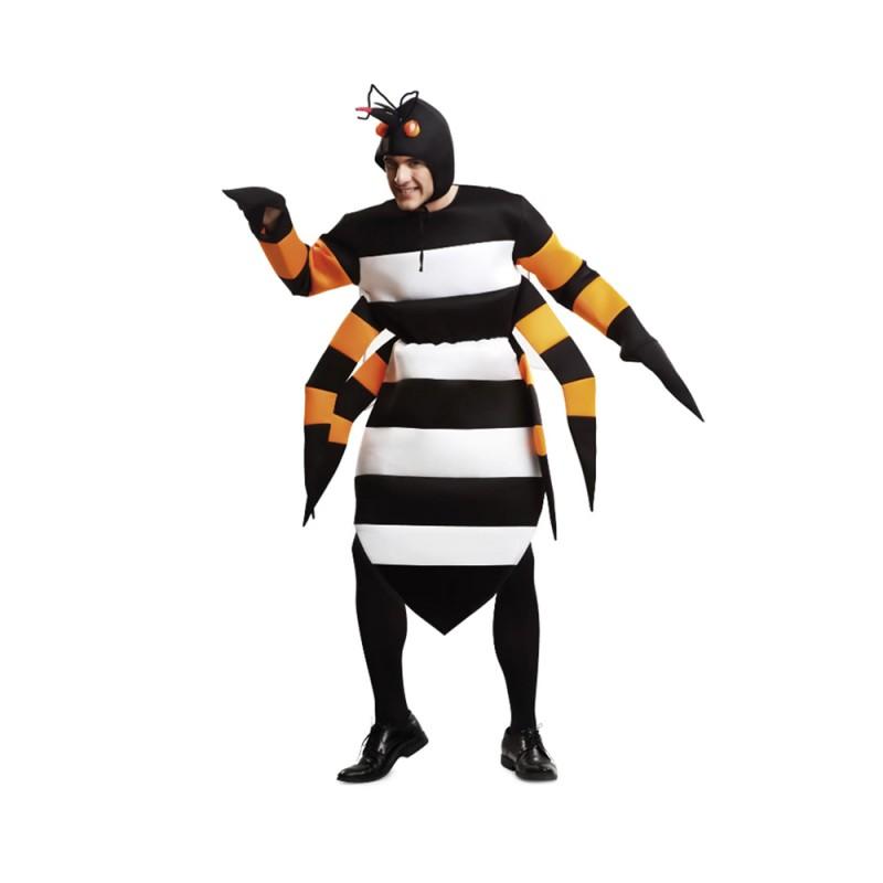 Costume Da Zanzara Per Adulto Taglia M-L - MazzeoGiocattoli.it